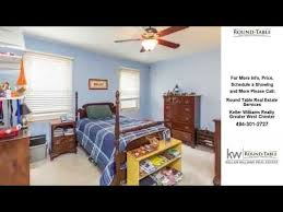 904 pineview drive west chester pa presented by round table real estate services you