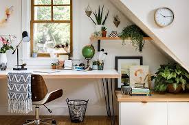turn garage into office. Contemporary Home Office Set In A Garage Is Both Gorgeous And Efficient [From: Second Nature Interiors] Turn Into