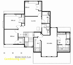 3000 sf floor plans fresh 3000 square foot house plans homes floor plans 2 story house
