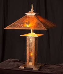 Arts And Crafts Mission Style Lighting Built To Order Mission Style Table Lamp Arts And Crafts
