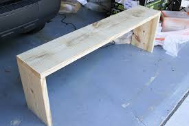 Diy Bench Entryway Bench Plans Tutorial Erin Spain