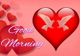 Good Morning Heart Image - Love ...