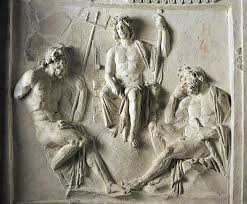 Olympian Gods And Goddesses Chart Greek Gods Of Mount Olympus Family Tree