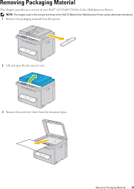 Dell C1765nf Mfp Laser Printer Users Manual Users Guide