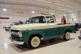 1957 Mercury M100 Pickup