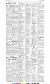 The South Bend Tribune from South Bend, Indiana on February 9, 2011 · C5