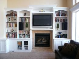 Floating Shelves Around Tv Love Love Love This In The Foyer Or Living Room No Tv Floating