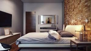 modern bedroom with tv. Plan And Organize Storage Wall Units For Bedrooms : Modern Bedroom Design With Master Bed Designed Tv O