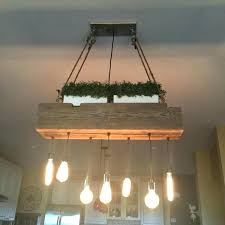 farmhouse chandelier diy chandeliers wood beam chandelier custom reclaimed barn wood beam chandelier wood lamps restaurant farmhouse chandelier diy