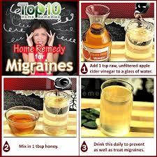Migraine headache cure