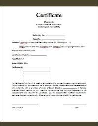 Certification Of Employment Letter Template Fresh Certificate Of