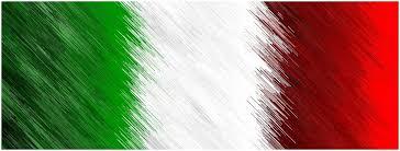 italian flag colors facebook cover 01