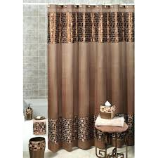 cream colored shower curtains surprising blue and brown shower curtain large size of fabric shower curtains cream colored shower curtains