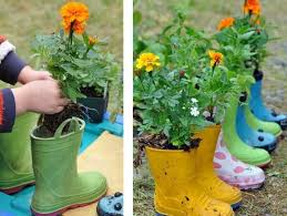 garden decorations. Diy Garden Decorations Decorating Ideas On A Budget Easy Projects Best Creative Low And