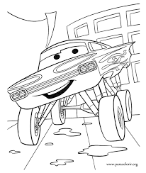 Small Picture Have fun coloring the Chevrolet Impala Ramone one of the