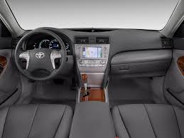 Image: 2011 Toyota Camry Hybrid 4-door Sedan (Natl) Dashboard ...
