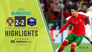 Portugal dan prancis akan saling bertarung sengit demi memperebutkan tiga poin. 1vikcgdkxqiyam