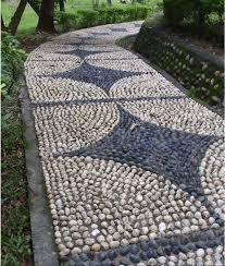 Mosaic Garden Path U2013 Stone U0026 Glass U2013 Community Artist U2013 Techy Mosaic Garden Path