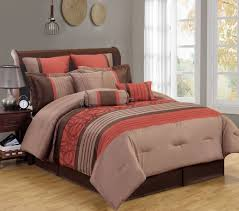 Taupe Bedroom Bedroom Design Excellent Floral Espresso And Taupe Comforter Set