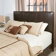 brown upholstered headboard. Delighful Brown Contemporary Brown FullQueen Upholstered Headboard  Drake  RC Willey  Furniture Store And E