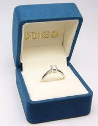 stock e9034 e9034 birks diamond ring box platinum