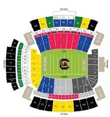Gamecock Seating Chart South Carolina Gamecocks Tickets 37 Hotels Near Williams