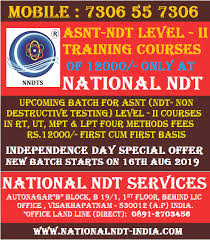 Ndt Inspector Resume Ndt Trainee Job Description Ndt Inspector Resume Sample
