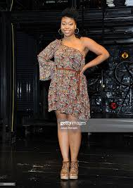 """Tamika Sonja Lawrence attends the """"Rent"""" Off-Broadway Cast photocall...  News Photo - Getty Images"""