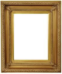 amario scoop design antique gold frame