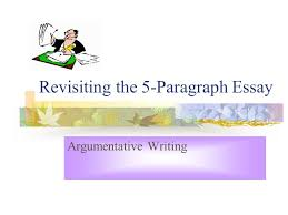 re ing the paragraph essay ppt  re ing the 5 paragraph essay