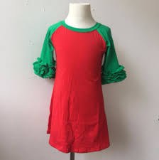 New Fashion Baby Dress Designs Us 650 0 2017 Fashion New Design Baby Cotton Frocks Designs Baby Dress Pictures Christmas Raglan In Dresses From Mother Kids On Aliexpress