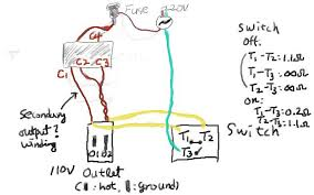 looking for an advice to build an isolation transformer
