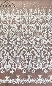 Lace Designs Us 21 15 6 Off China Lace Store Wholesale Lace Fabric 2017 New Lace Designs European Style Palace Lace Ivory 1 Yard In Lace From Home Garden On