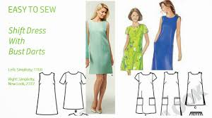 Easy Sewing Patterns For Beginners Simple Inspiring Neck Dress Pattern My Handmade Space Pics For Simple