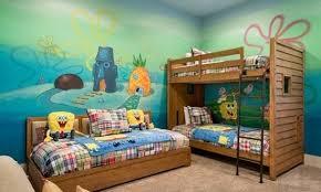 Spongebob Decorations For Bedroom Spongebob Square Pants Themed Room Design  Interior Design Home Design Ideas