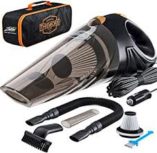 Portable Car Vacuum Cleaner: High Power Corded ... - Amazon.com
