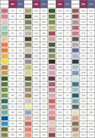 Anchor Cross Stitch Thread Colour Chart 51 Best Cross Stitch Embroidery Ornaments Images In 2018