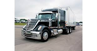International LoneStar truck | Review