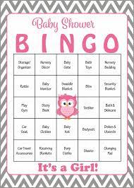 Elephant Baby Bingo Cards  Printable Download  Prefilled  Baby Baby Shower Bingo Cards Printable