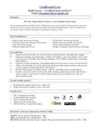 Resume With Certifications Sample Thekindlecrew Com