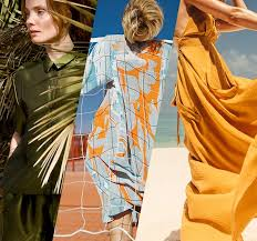Pantone spring summer 2021 colour report was released and we live for it! Fashion Colour Trend Report London Fashion Week Spring Summer 2021 Pantone