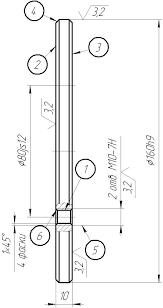 Реферат Расчет норм времени на сверлильной фрезерной и токарной  Расчет норм времени на сверлильной фрезерной и токарной операциях