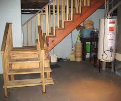 Before and After Drab to Dapper Basement Makeover Better Homes