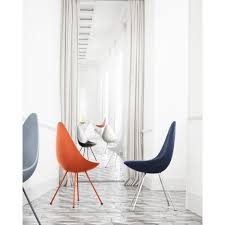 arne jacobsen furniture. arne jacobsen drop chairs in hall fritz hansen palette and parlor furniture