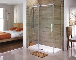 modern sliding shower doors for fantastic bathroom design small with corner and