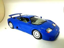 From 1991 to 1995, when the company was liquidated. Burago 1 18 Bugatti 110eb 1991 Blue Made In Italy Ebay