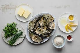 Easy Butter and Herb Baked Oysters Recipe