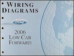 ford lcf service manuals shop, owner, maintenance and repair faxon 2007 Ford Lcf Fuse Box Location 2006 low cab forward truck wiring diagram manual original 2007 ford lcf fuse box diagram