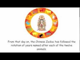 The Great Race - A Chinese New Year Story - YouTube