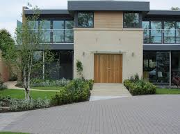 modern front garden ideas source